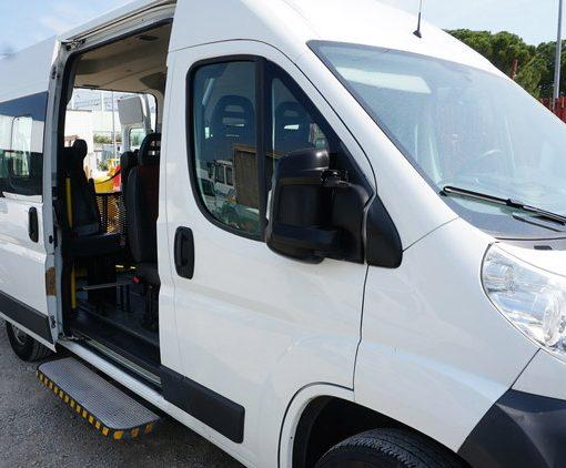 Ducato usato trasporto disabili