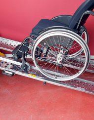 scivoli per disabili